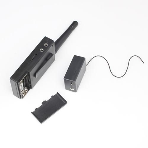 Long Distance Cordless Audio Monitor Bug Gadgets with Wireless Transmission - as the picture