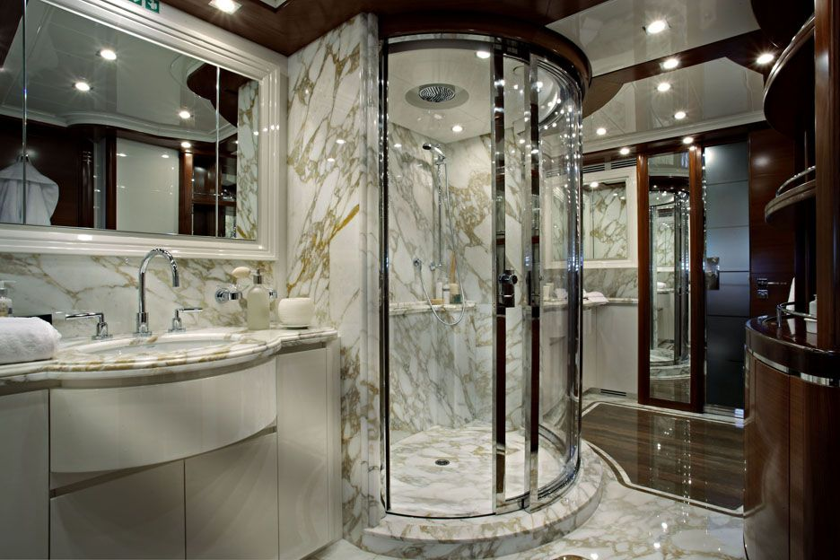 These 24 Master Bathroom Designs Are Incredible From Efficient Layouts To Immaculate Furnishings Bathrooms Amazing