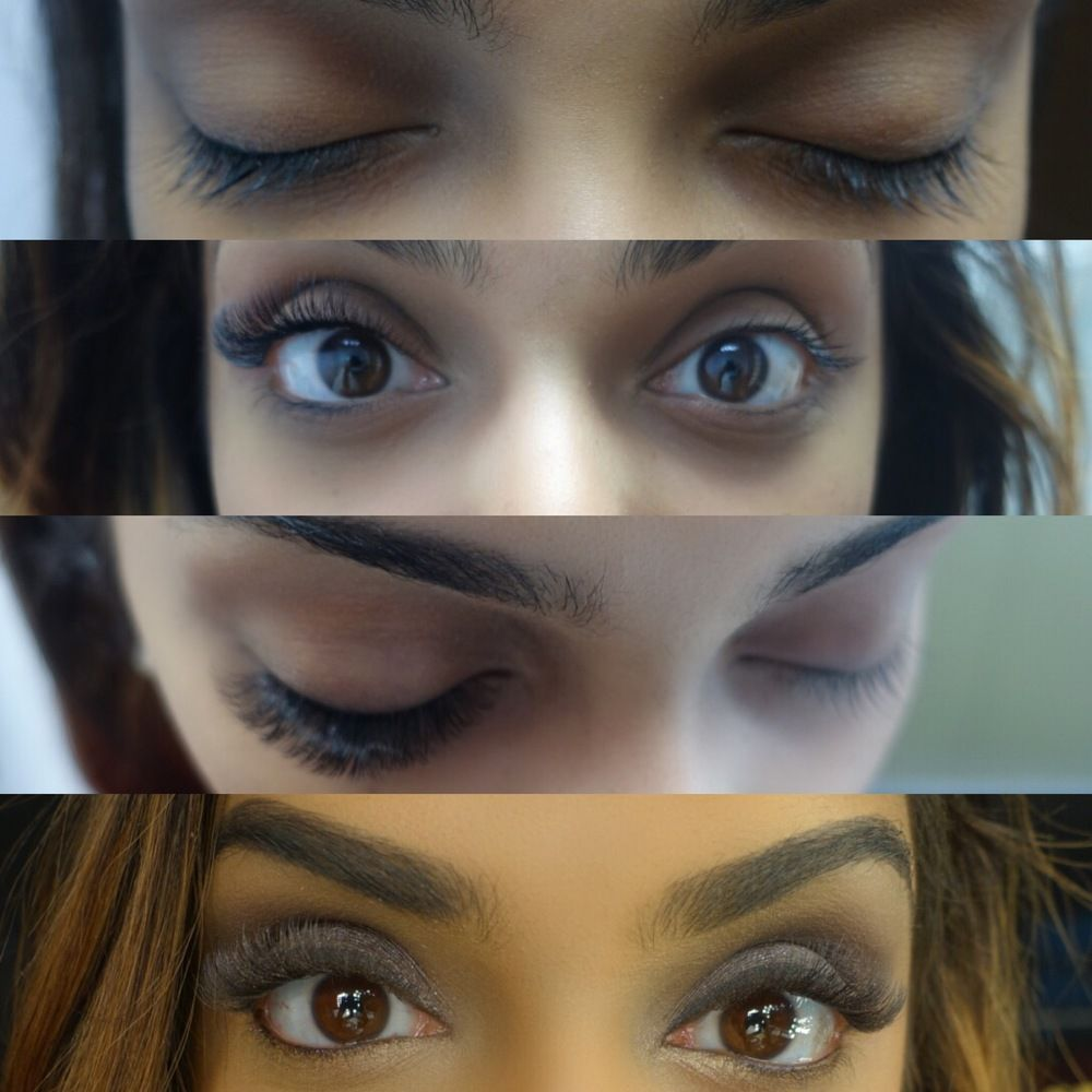 EVERYTHING YOU NEED TO KNOW ABOUT LASH EXTENSIONS Lash