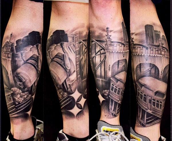 The Pittsburgh Tattoo Hall Of Fame Steelers Tattoos Tattoos