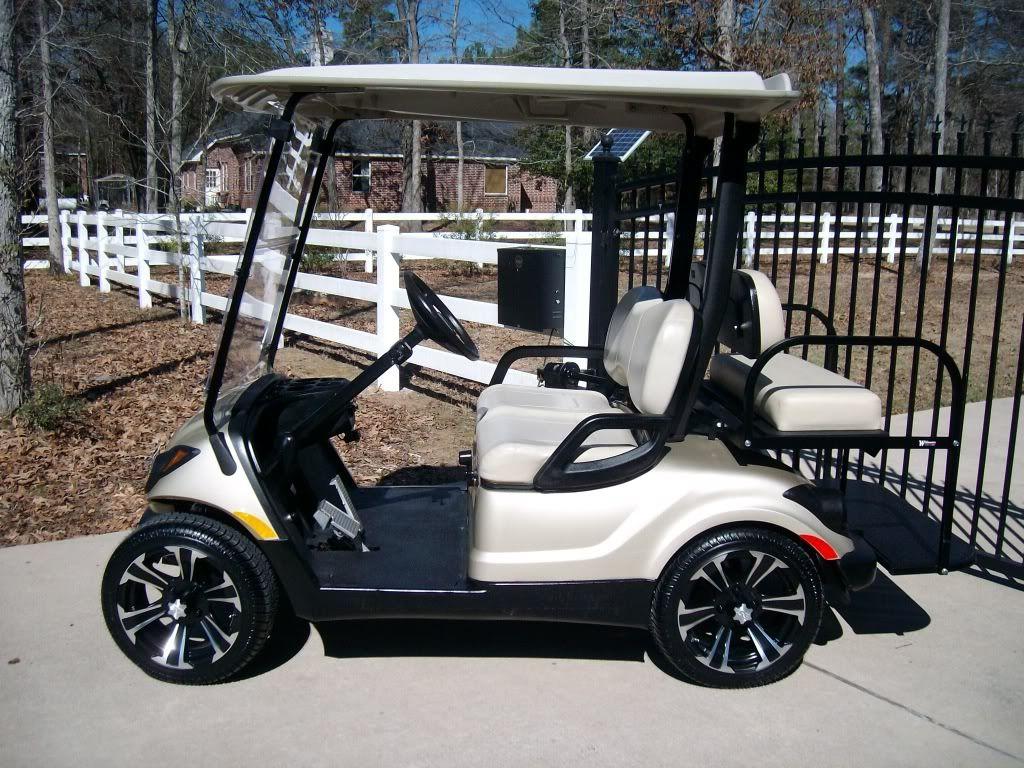 No Lift Biggest Wheels I Can Get Golf Carts Ezgo Golf Cart Golf