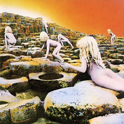 """Led Zeppelin: """"House of the Holy"""". Quinto album (1973) Atlantic Records"""