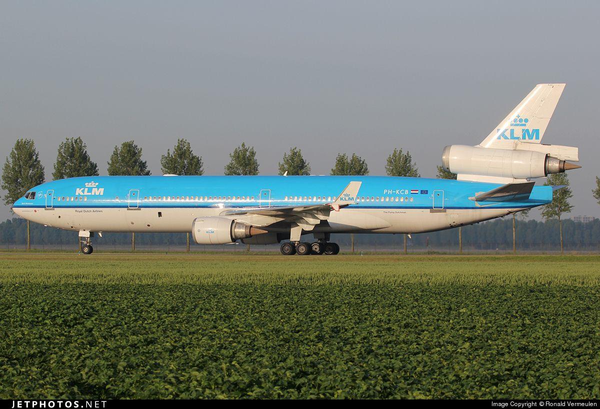 McDonnell Douglas MD-11 PH-KCB 48556 Amsterdam Schiphol Airport - EHAM