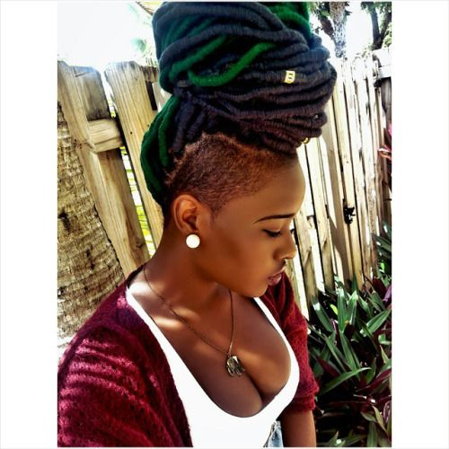31 Faux Loc Styles for African-American Women | Hair ...