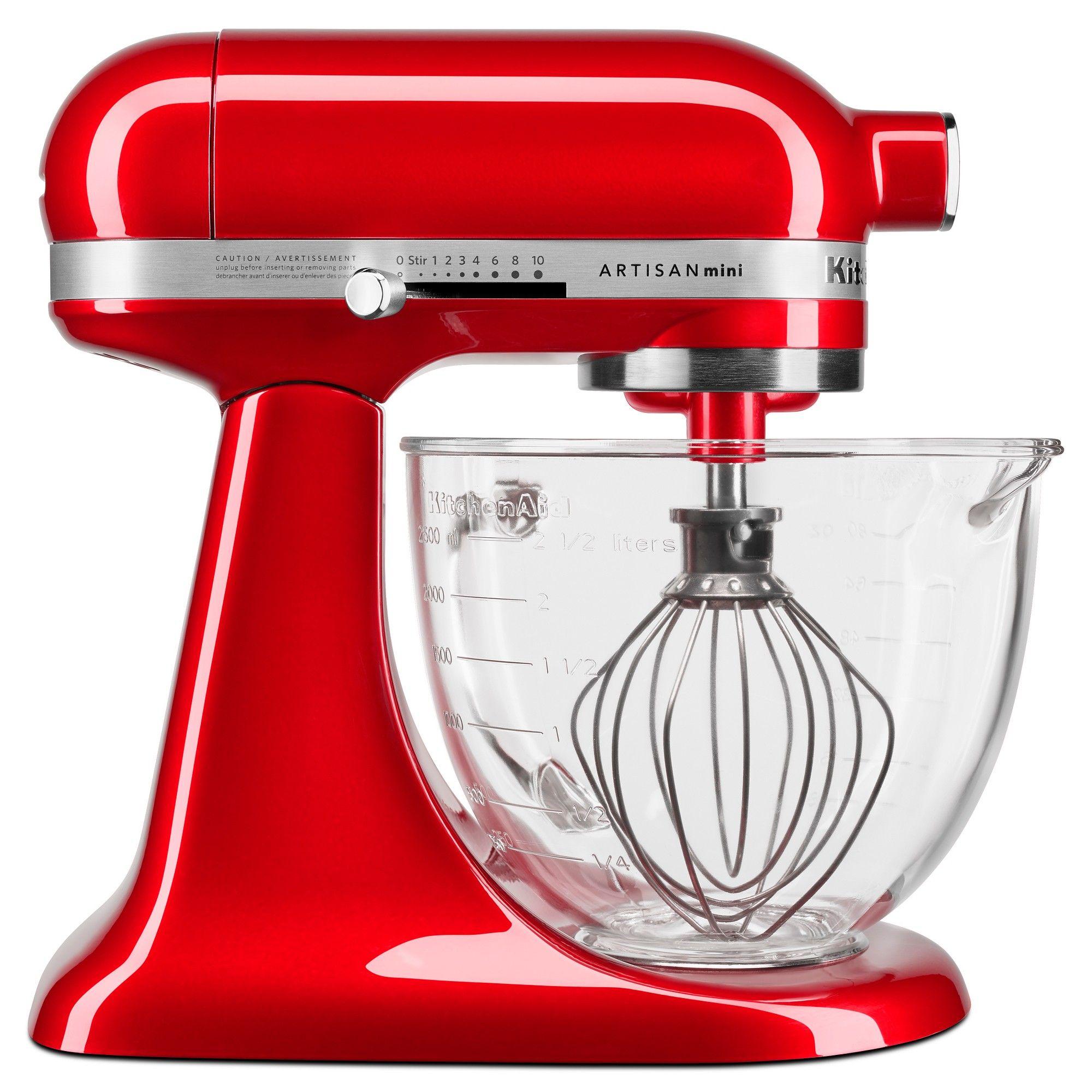 Kitchenaid 35qt artisan mini design tilthead stand mixer