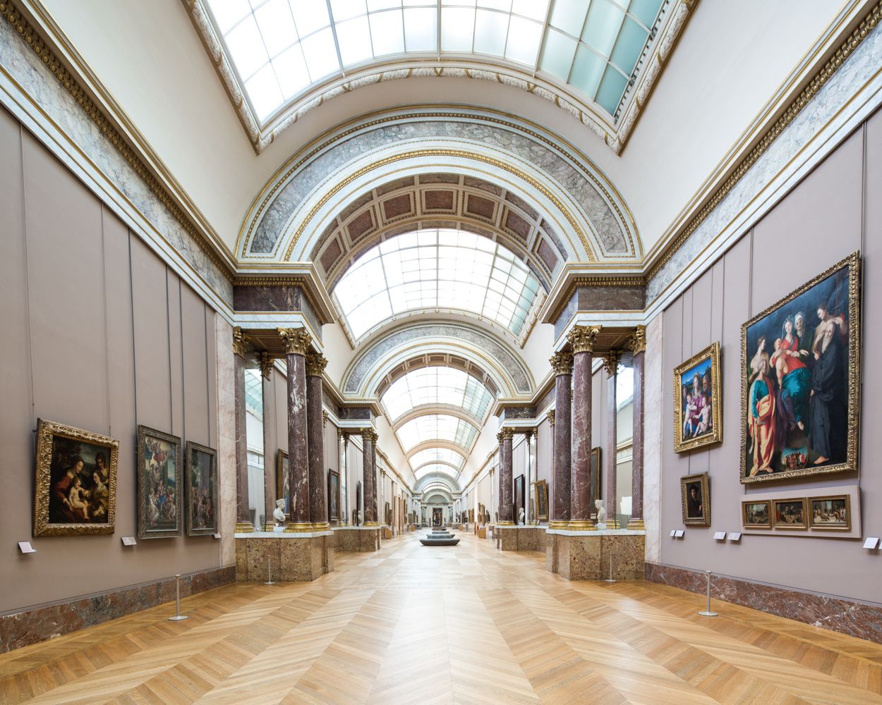 Louvre - Grand Galerie