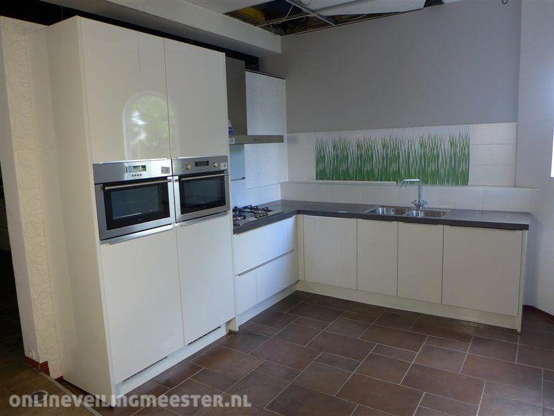 hoekkeuken nobilia 453 primo wit hoogglans keuken pinterest. Black Bedroom Furniture Sets. Home Design Ideas