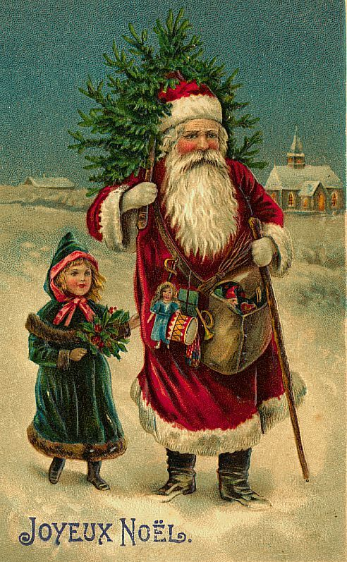 Old Santa Claus Santa Claus Vintage 153 Free Wallpapers Free Desktop Wallpapers Hd Vintage Christmas Vintage Santas Vintage Christmas Cards