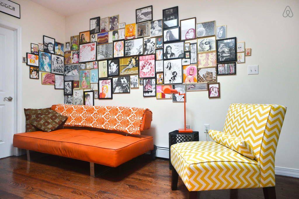 Ganhe uma noite no Brooklyn Creative Snooze Factory - Apartamentos para Alugar em Brooklyn no Airbnb!