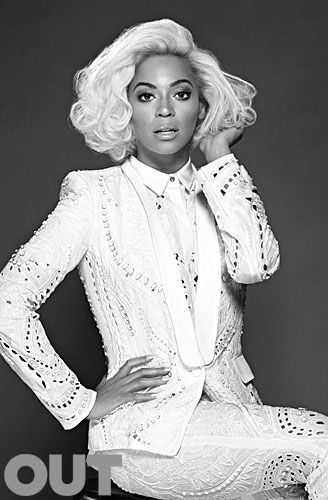 """Beyonce Out Magazine May 2014 Power Issue - Beyonce vs. Rihanna - World's Sexiest Singer - Money Train & FuTurXTV - FUNK GUMBO RADIO: http://www.live365.com/stations/sirhobson and """"Like"""" us at: https://www.facebook.com/FUNKGUMBORADIO"""