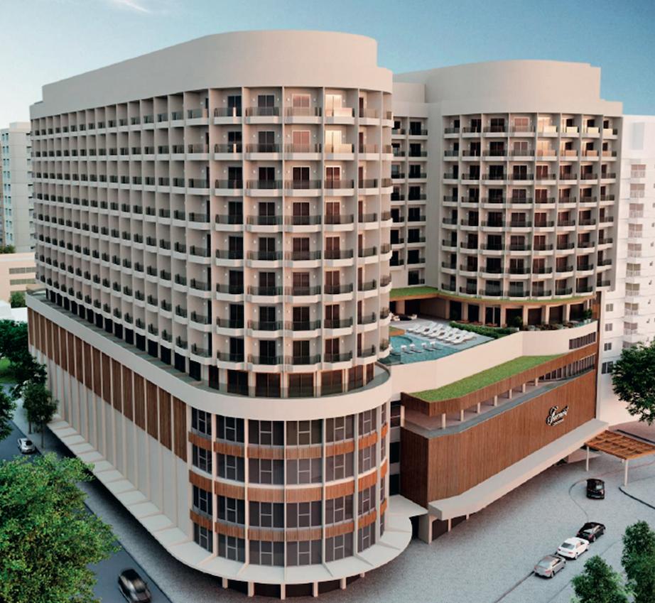 Hotel (re)opening April 2019: Fairmont Copacabana