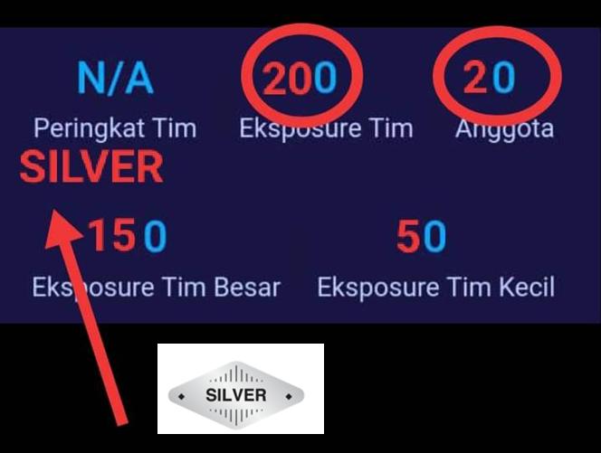 Syarat Dan Keuntungan Peringkat Silver Vtube Aplikasi Bisnis