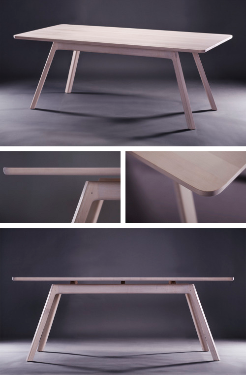 Jugo #table by Studio Gud - http://www.studiogud.com/ materials ... | jugo furniture design