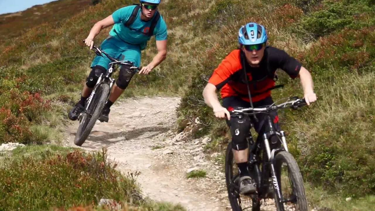 #YouTube #branding #DigitalMarketing - Freeride & Enduro - Biken in Saalbach