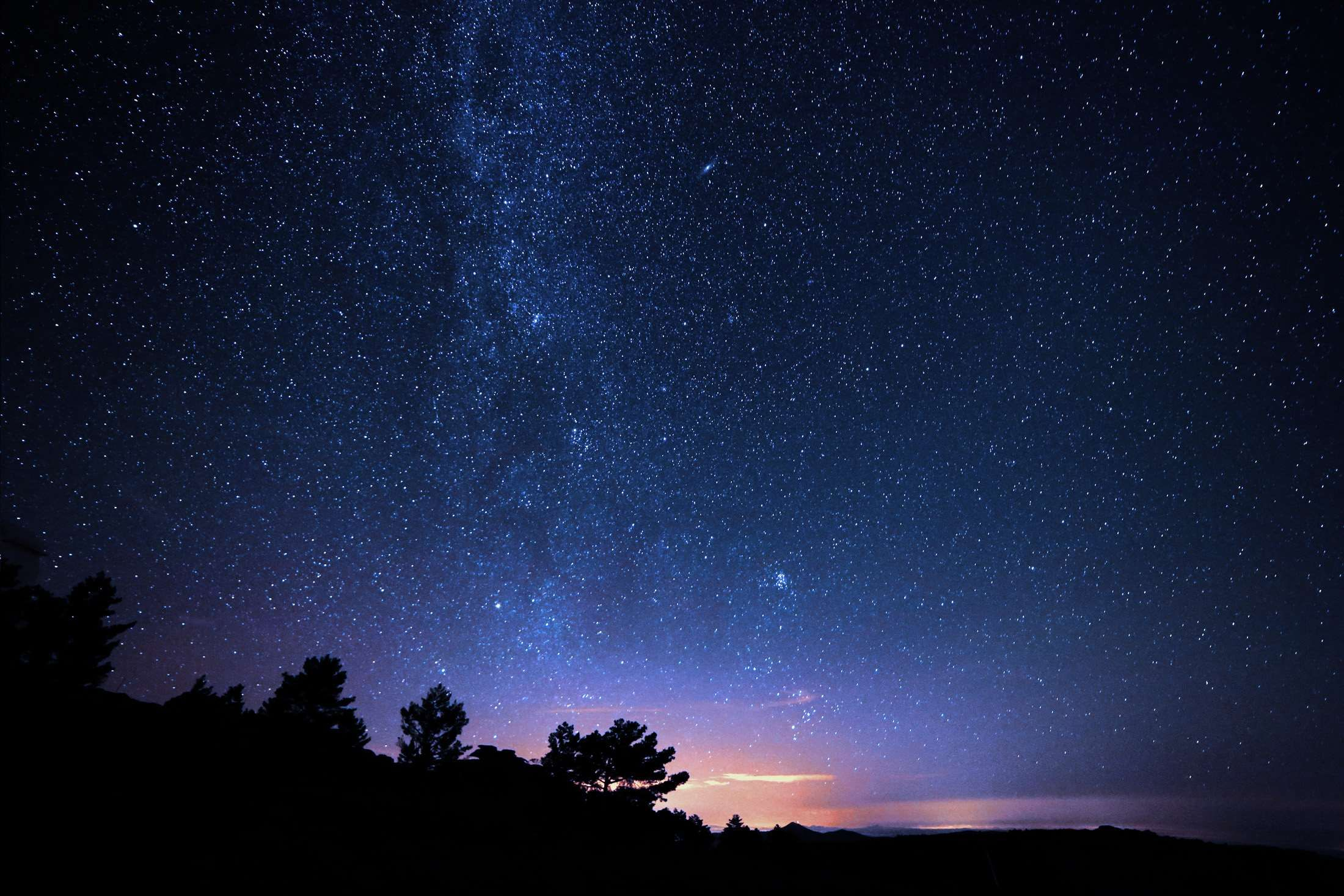 Astronomy Astrophotography Constellation Dark Evening Evening Sky Landscape Long Exposure Nature Night Night Sky Outdoors Scenic Silhoutte Sky St