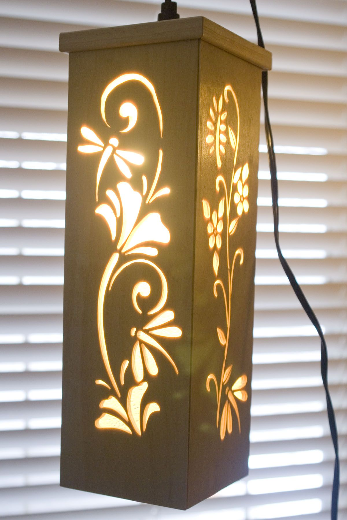 One more pendant lamp | FIBROFACIL | Pinterest