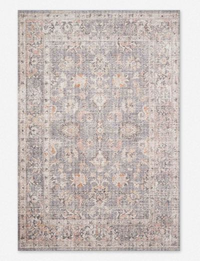Roze Rug Grey And Apricot In 2020 Vintage Area Rugs Area Rugs Rug Direct