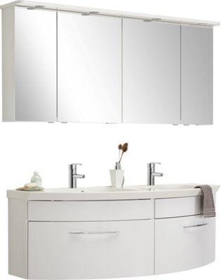 Dieses Badezimmer Bringt Wellness Atmosphare In Ihr Zuhause Ihre Eleganten Badmobel Kommen Dabei Praktisch Badezimmer Unterschrank Und Zuhause