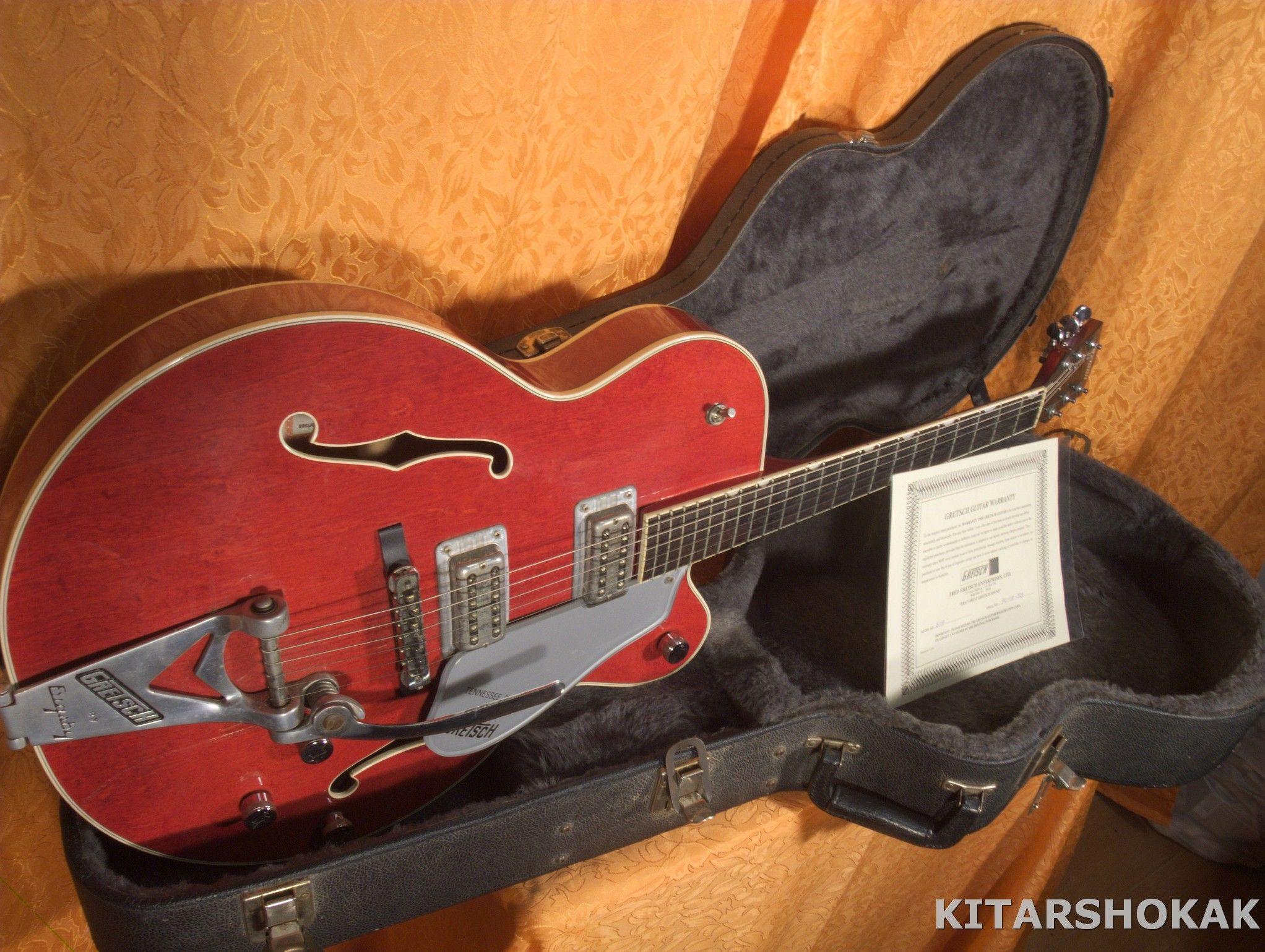 Gretsch 6119 Tennessee Rose Chet Atkins Pre Fender 1990 Year Venta Cambio Salgai Aldatzeko Sale Trade 1675 Gretsch Instrumentos Musicales Compra Venta