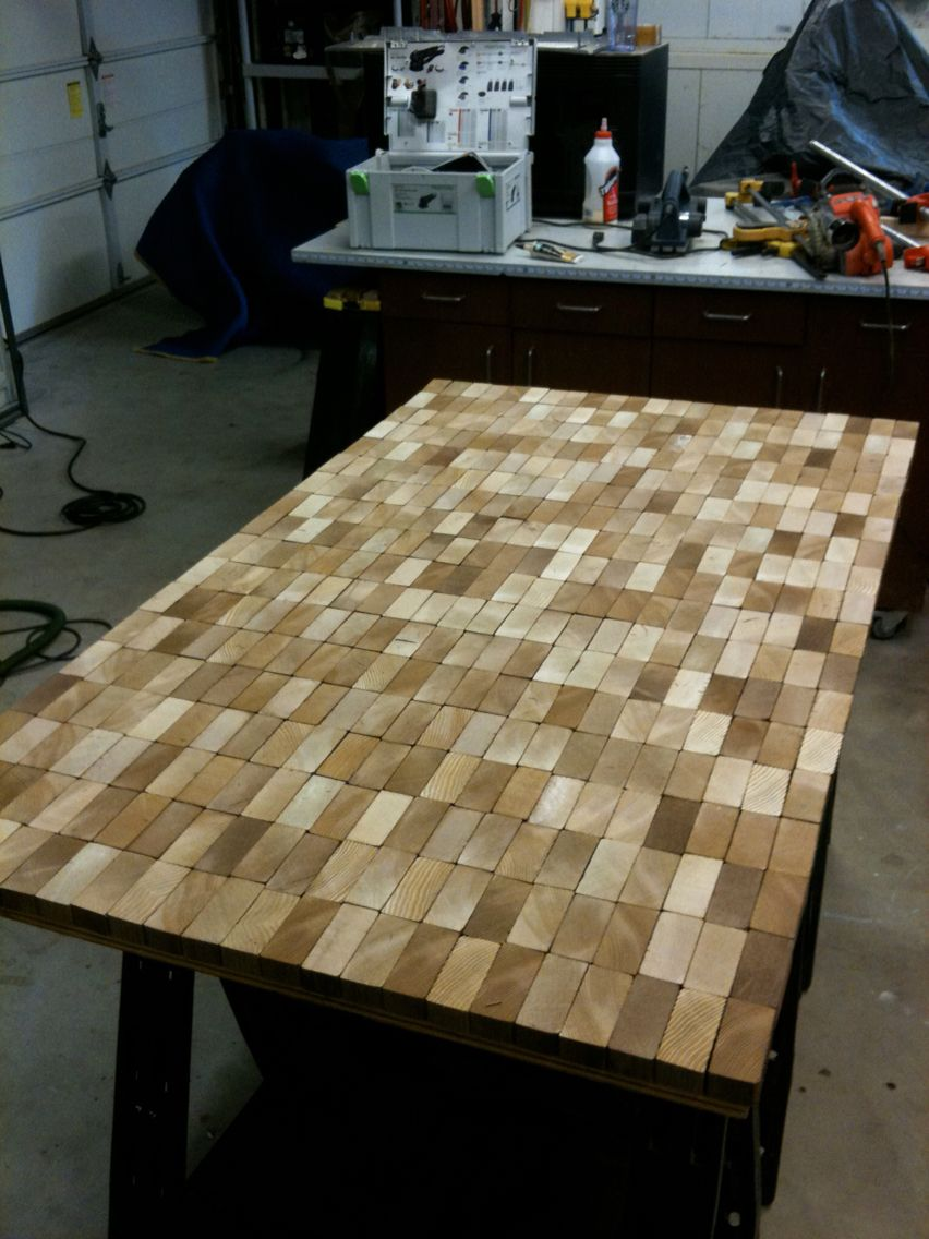 Top Incomplete reclaimed 2x4 table top | My creations | Pinterest LQ55