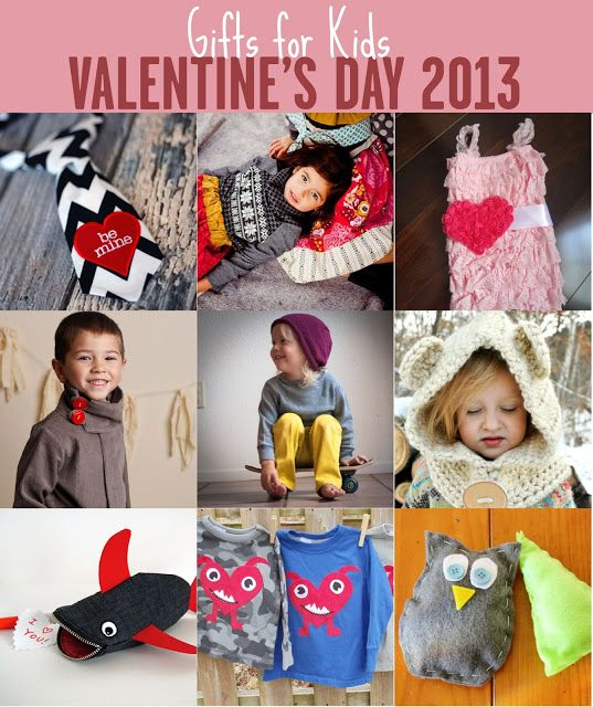 Valentines Day Gifts for Kids!