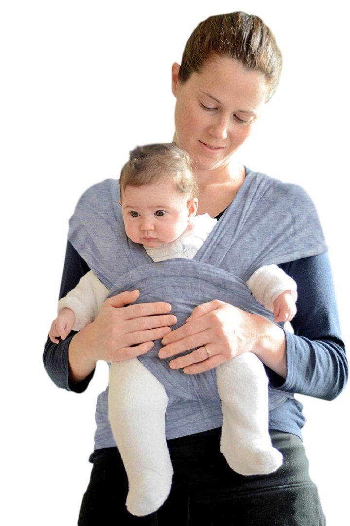 Baby Sling Carrier Natural Cotton Nursing Baby Wrap Suitable For