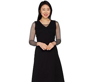 f23d9b411ed1c Spanx Sheer Fashion Long Sleeve Crop Top