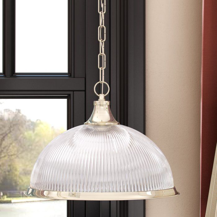 Brookhaven 1 light bowl pendant this is an authentic reproduction of the iconic lights seen
