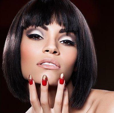 www.facesbyliz.com photographer Monica True Makeup- Liz Wegrzyn #nails #makeup
