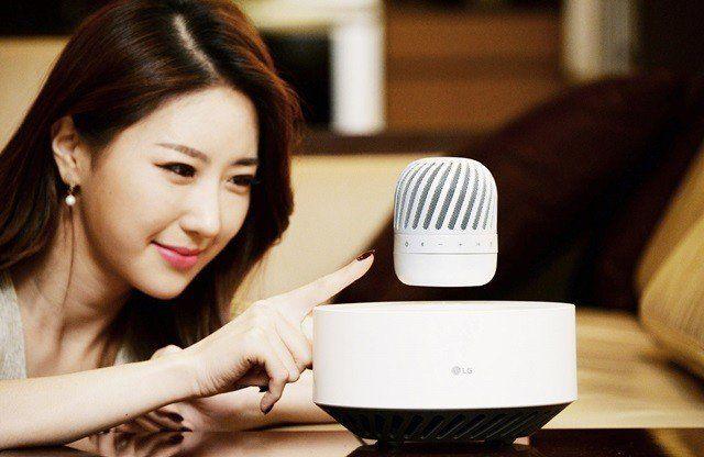 Estos altavoces inalámbricos de LG flotan resisten al agua y mandan el sonido en 360 grad http://bit.ly/2icrwLH http://bit.ly/2im9Z14 #CPMX8 Quiriarte.com