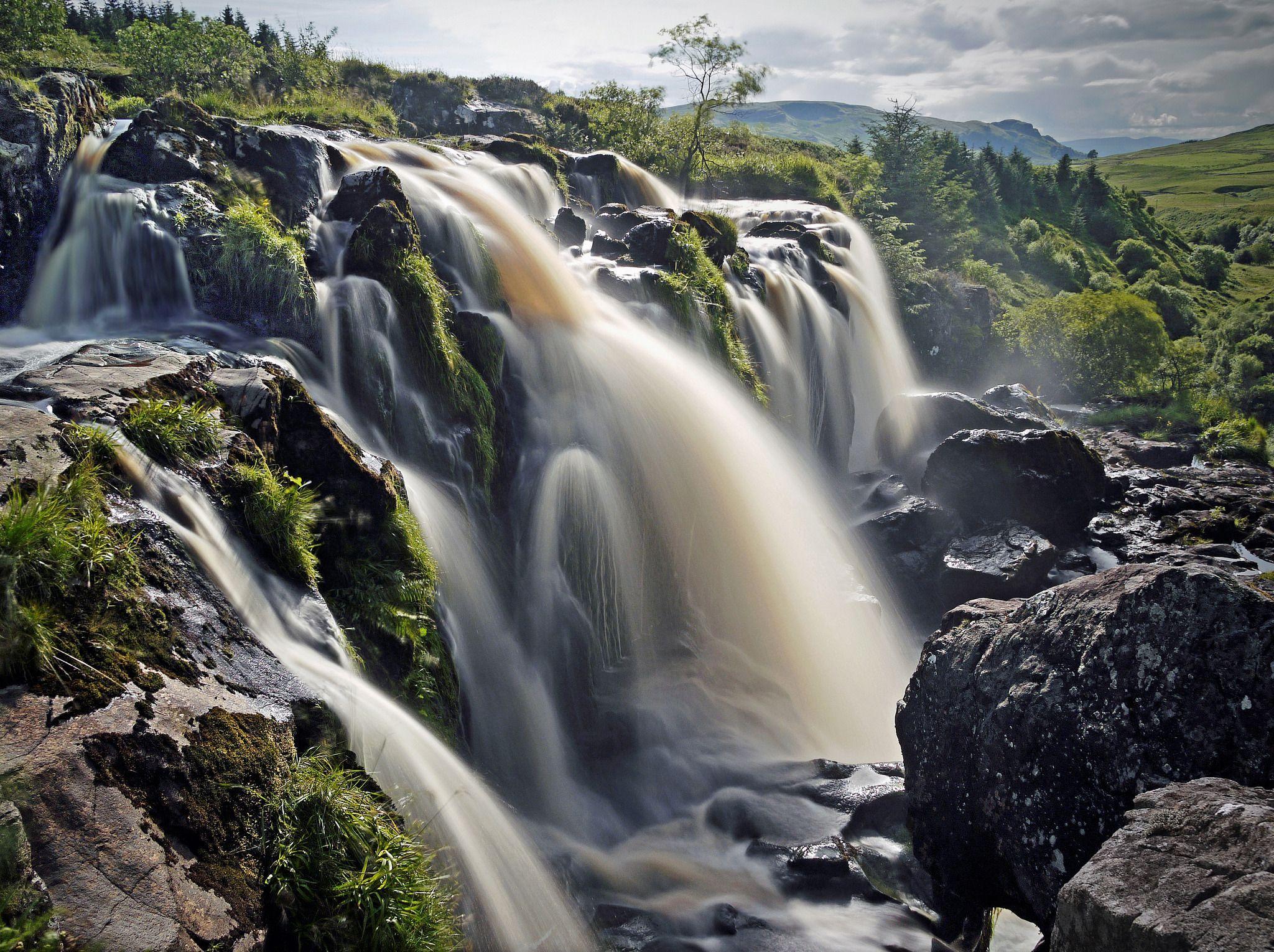 Chute D Eau Fonds D Ecran Arrieres Plan 2048x1530 Id 663825 Chute D Eau Les Cascades Nature Paysage