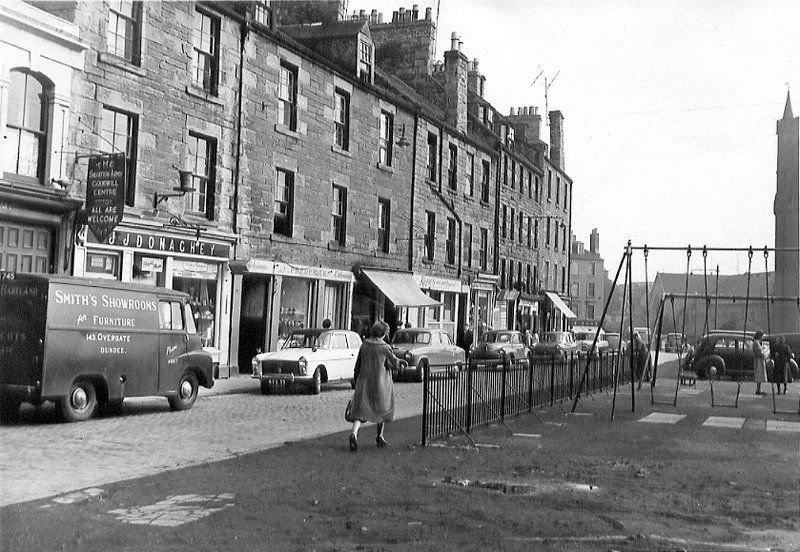 Overgate, Dundee. (1950s)   Dundee city, Dundee, Photo