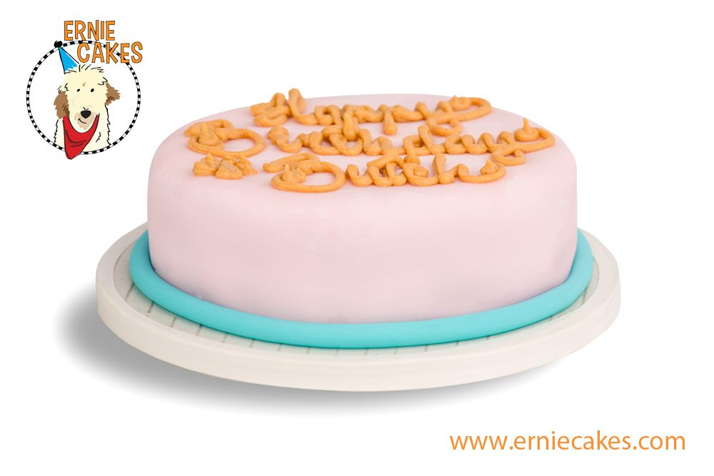 Order Our Personalized Dog Birthday Cake To Celebrate Your Dogs Treat Them A 3 Blue Made From Human Grade Ingredients
