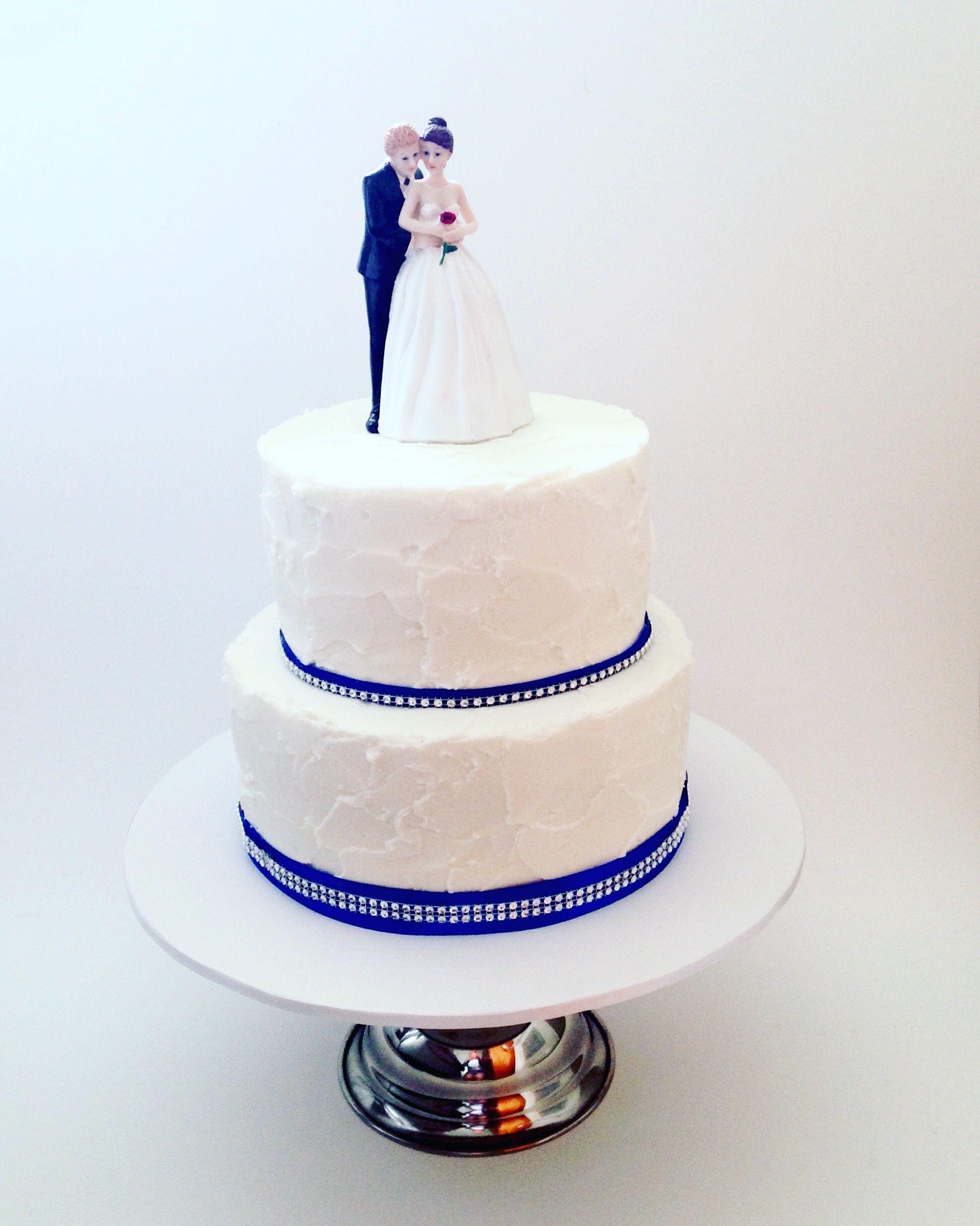 Sweet wedding, cake was dark blue!!! By Jabelles Cakes   Cakes n ...