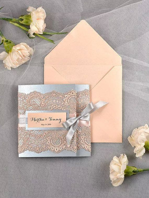 Invitaciones boda elegantes Wedding Planner Pinterest Wedding