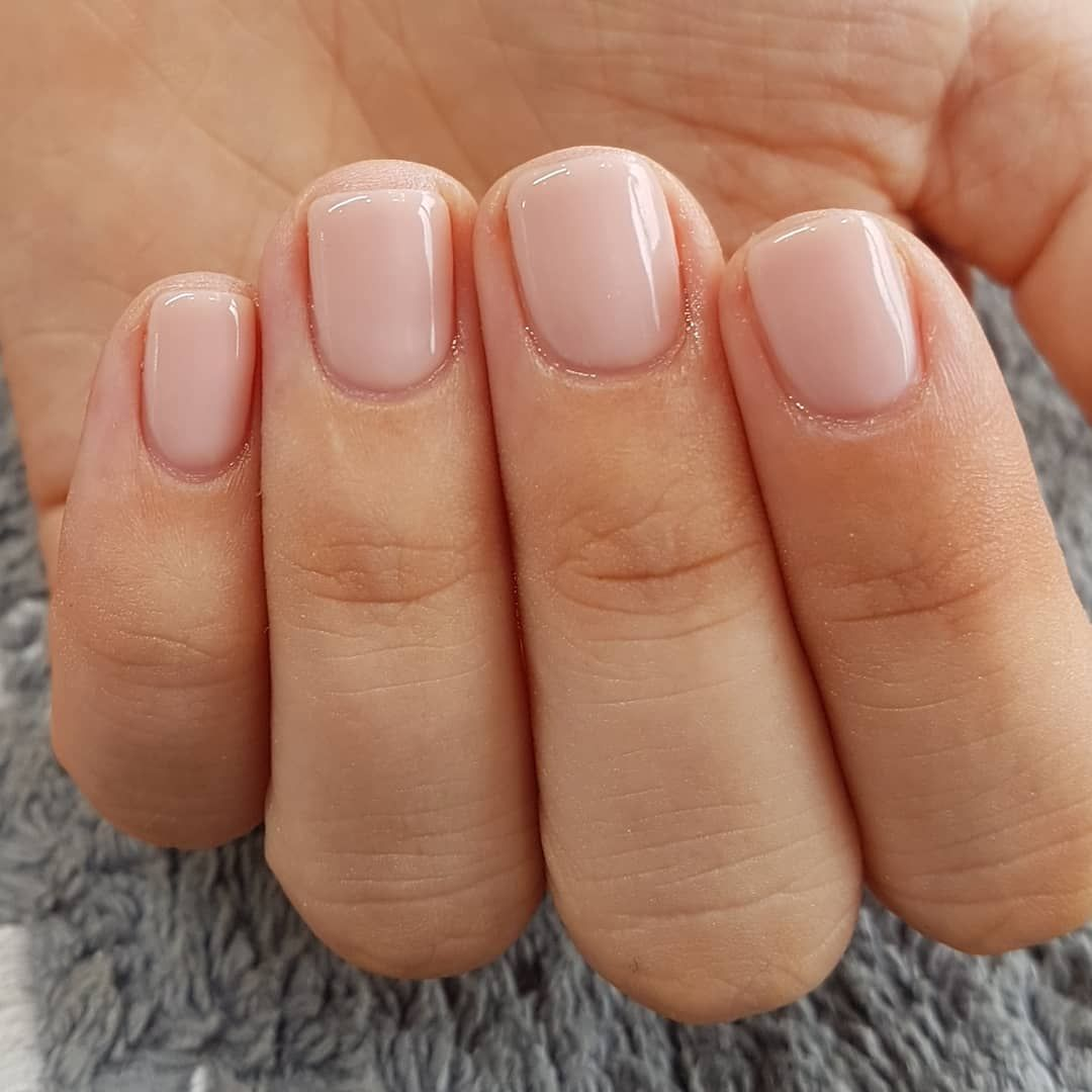 Put It In Neutral Natural Gel Nails Neutral Nails Gel Nail Colors