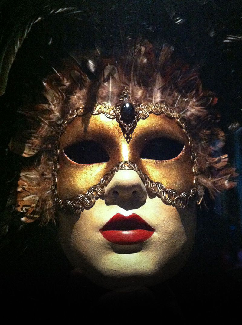 Mask (Eyes wide shut) (7957742338) - Stanley Kubrick - Wikipedia ...