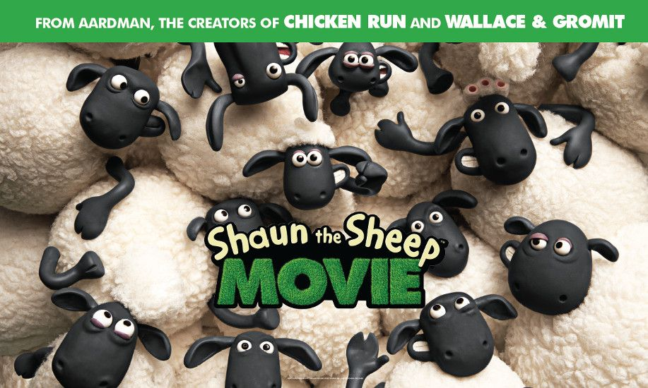 SHAUN THE SHEEP THE MOVIE UK, France  85 min.  WRITTEN & DIRECTED BY: Richard Starzak & Mark Burton  PRODUCED BY: Paul Kewley & Julie Lockhart  ANIMATION: Will Becher