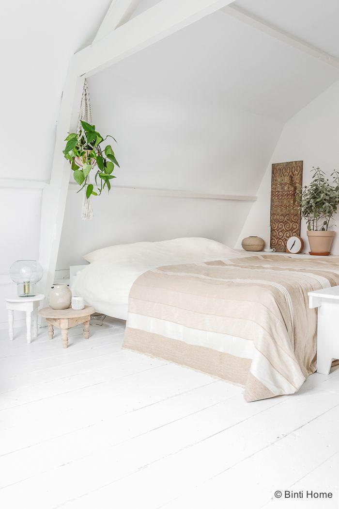 Welke kleuren in de slaapkamer passen bij jou?   Pinterest - Dekbed ...