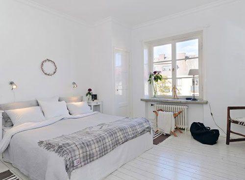 witte slaapkamer ideen home decor slaapkamer slaapkamerideen scandinavische slaapkamer zweedse slaapkamer scandinavische