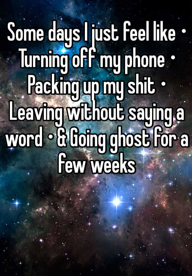 Quotes About Packing Up And Leaving