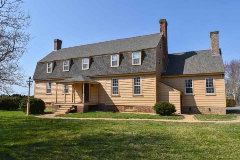c. 1760 Machipongo, VA 549,500 Old House Dreams
