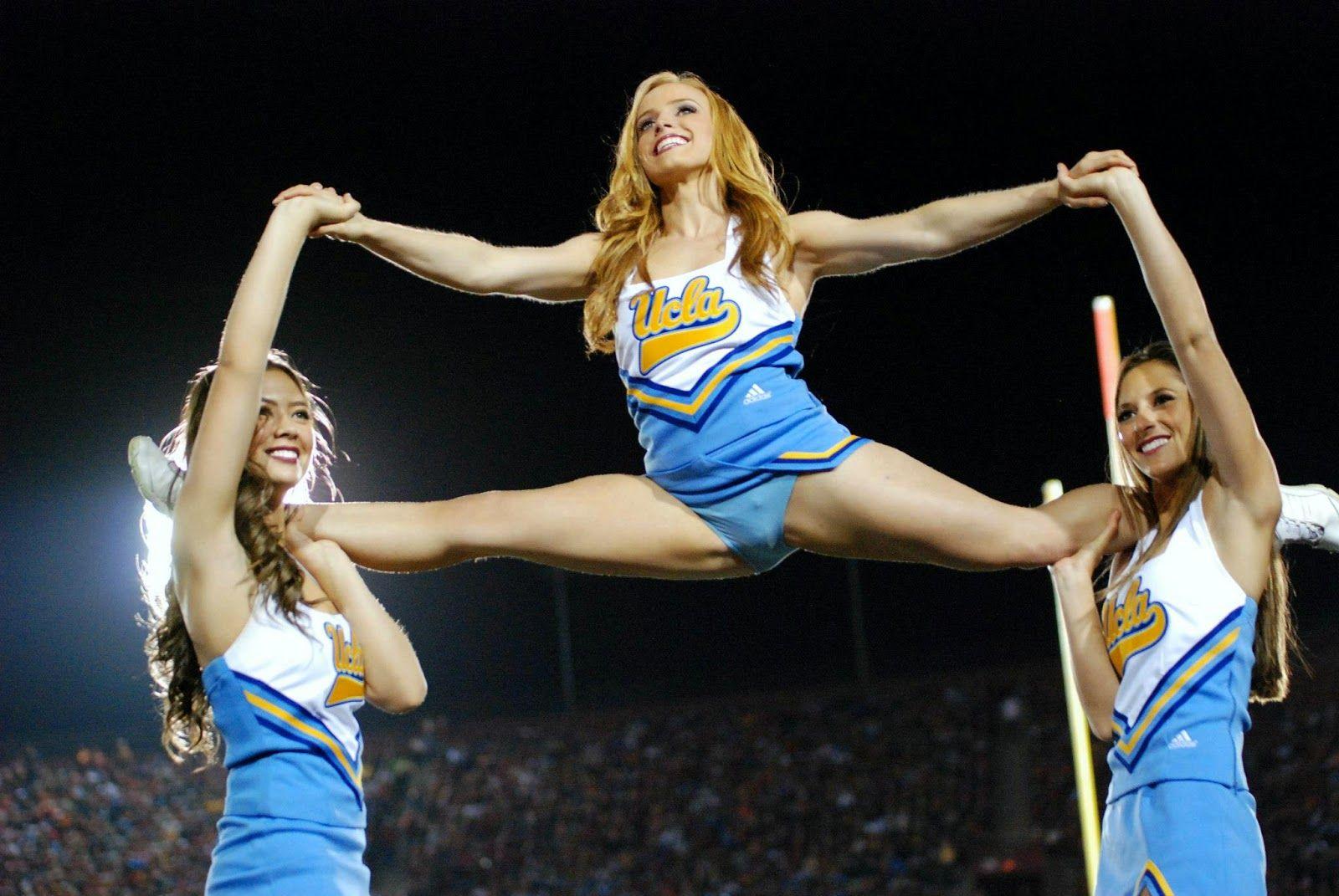 College Cheerleader Heaven: Game of the Week Cheerleader ...