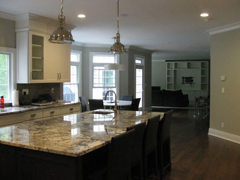 bianco antico granite | Kitchens | Pinterest