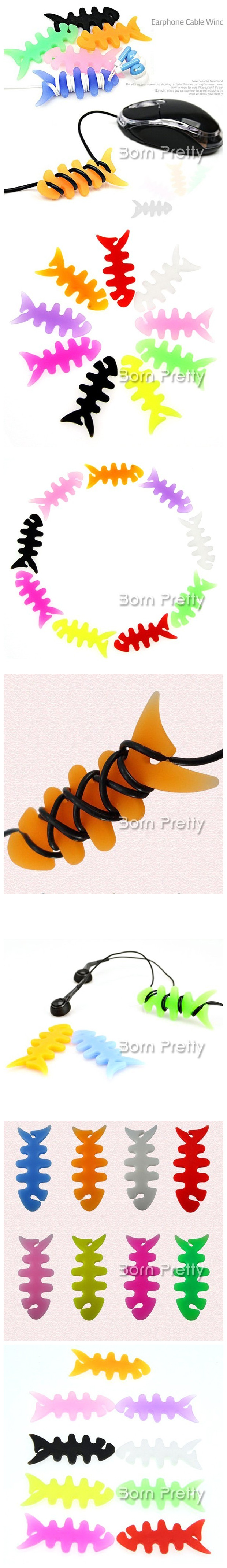 I find an excellent product on @BornPrettyStore, 1pc Fish Bone Earphone Cable Winder 9 Colours... at $0.99. http://www.bornprettystore.com/-p-3867.html