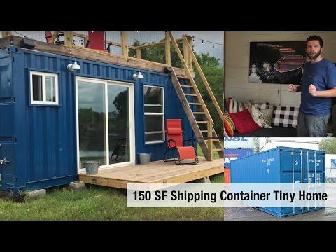 Backcountry Containers Shipping Container Tiny Homes House Ideas