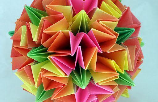 كيف تصنع عمل فني بسيط كيف 24 Origami And Quilling Origami Paper Art Scrapbook Paper Crafts