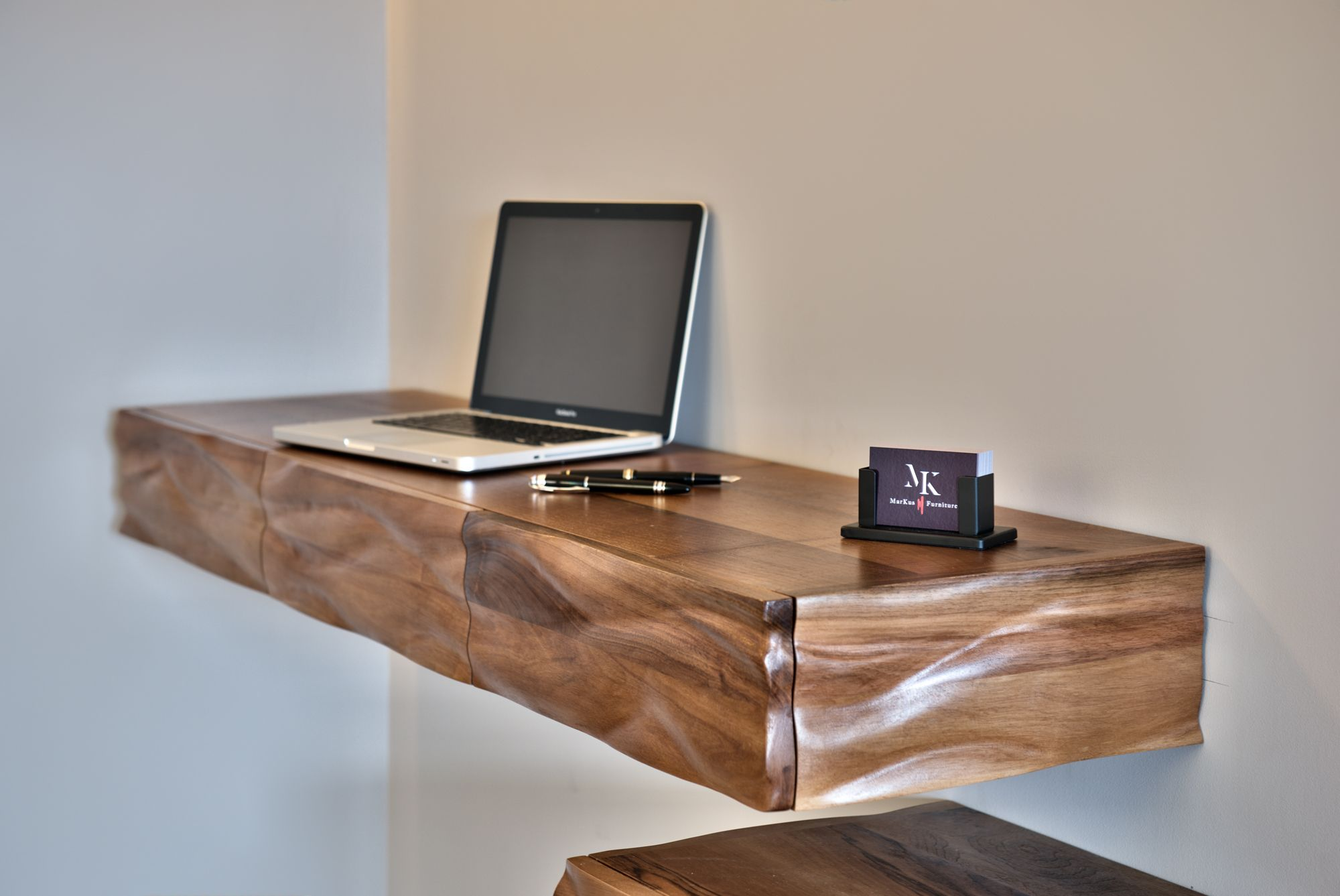 Plateau de table noyer massif ep mm la fabrique à bois