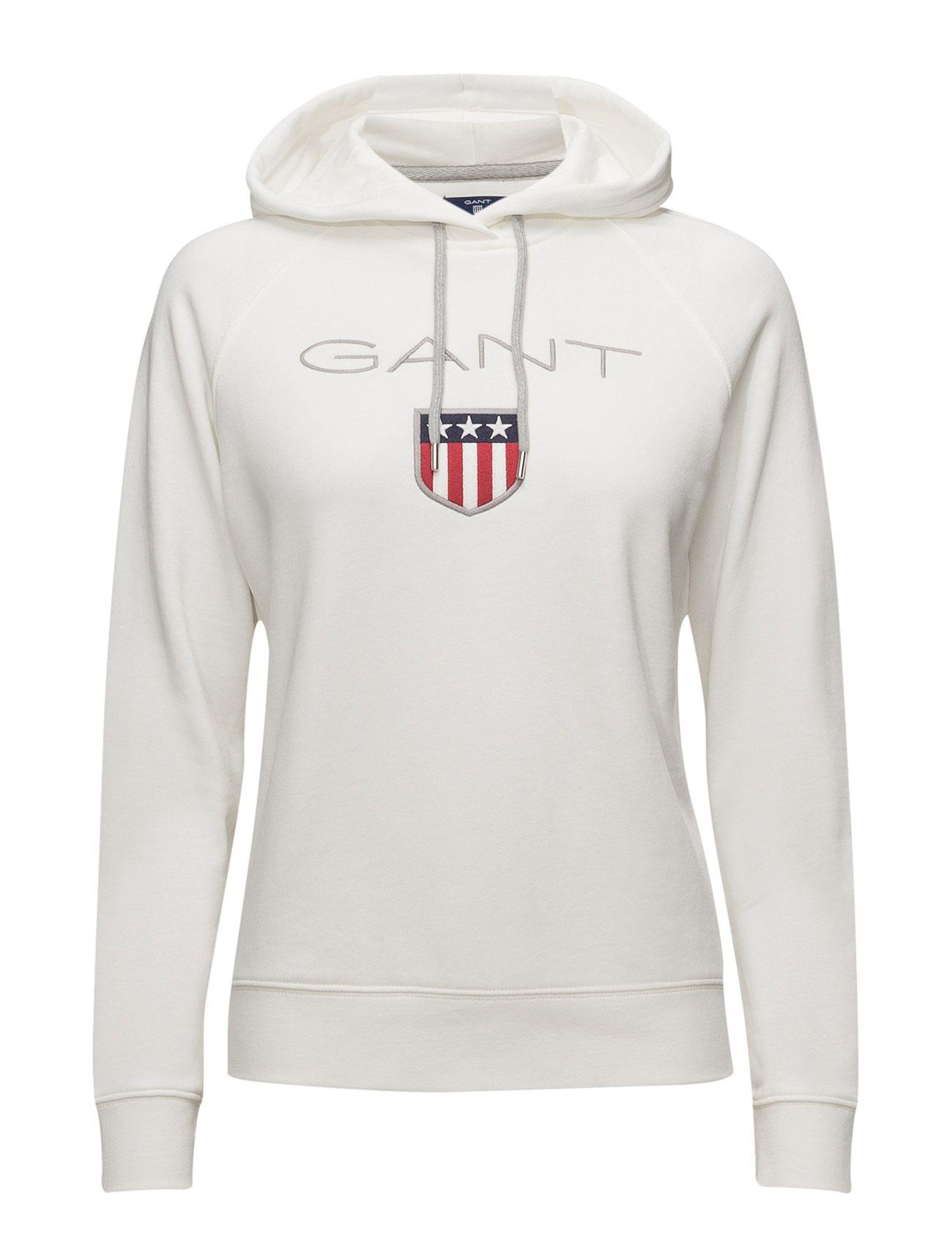 storlek 40 bra ut x förboka Gant shield sweat hoodie i 2020 | Hoodie, Kläder och Snygga kläder