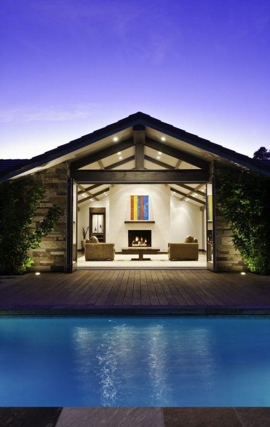 Santa Barbara Foothills Residence Architecture By AB Design Studio